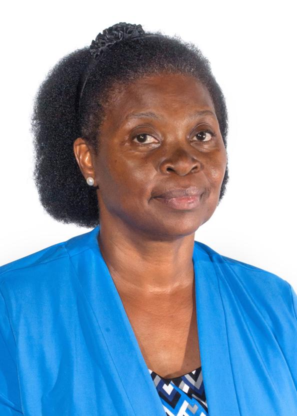 Dr. Janet Nakigudde