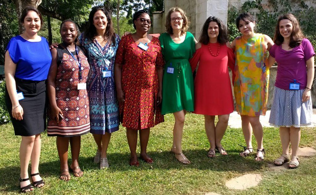 Members of the AEWG