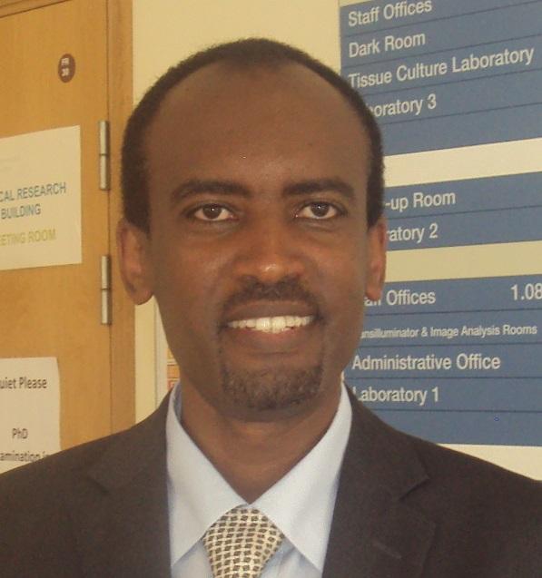 Dr. Adamu Addissie