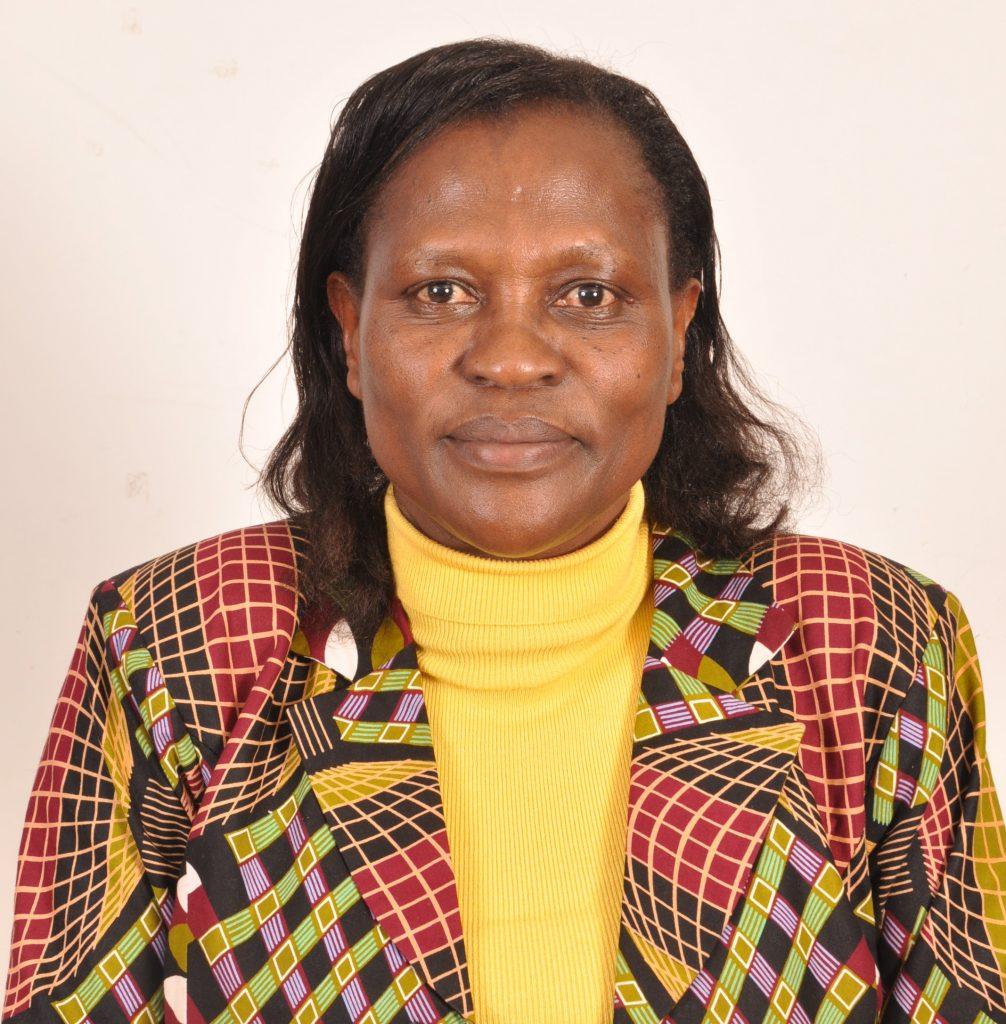 Professor Eunice Kamaara
