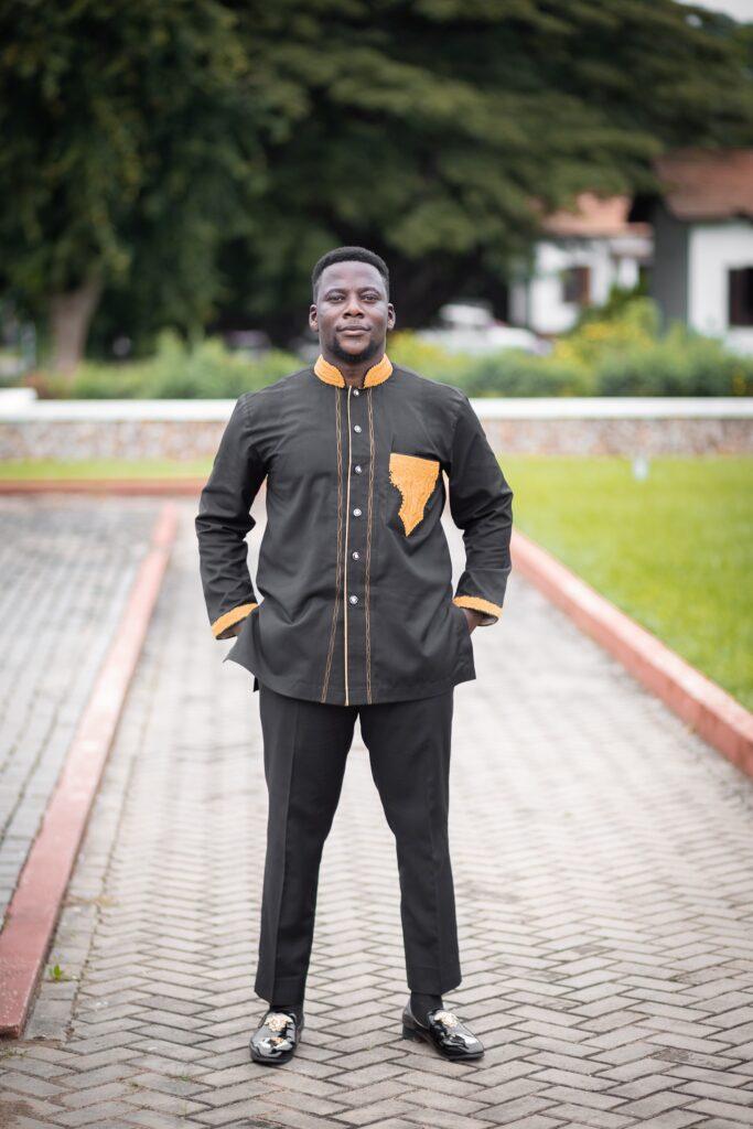 Mr. Bernard Adusei Akoto