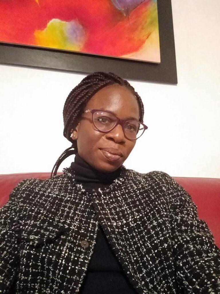 Ms. Delamazior Nyanyo